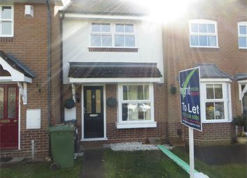 Thumbnail 2 bed terraced house to rent in Kingsland Drive, Dorridge, Solihull
