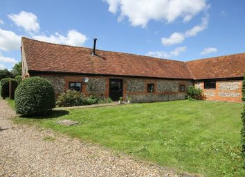 Thumbnail 3 bed barn conversion to rent in Wycombe Road, Studley Green, High Wycombe
