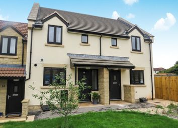 Thumbnail 2 bed end terrace house for sale in Ash Close, Wells