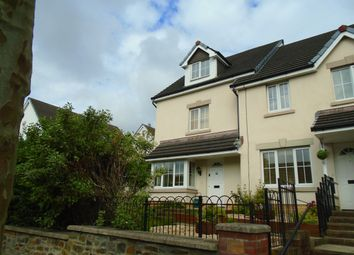 Thumbnail 4 bed semi-detached house to rent in Alban Road, Llanelli, Carmarthenshire