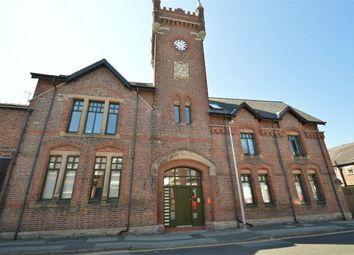 Thumbnail 2 bed flat for sale in The Tower House, Bridge Street, Macclesfield, Cheshire, UK