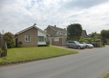 Thumbnail 3 bed detached bungalow to rent in The Green, Risby, Bury St. Edmunds