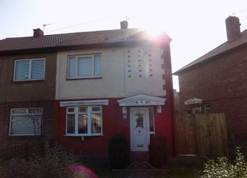 Thumbnail 2 bed semi-detached house to rent in Severn Drive, Jarrow