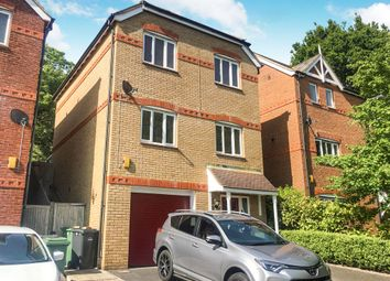 Thumbnail 3 bedroom detached house for sale in Newts Way, St. Leonards-On-Sea