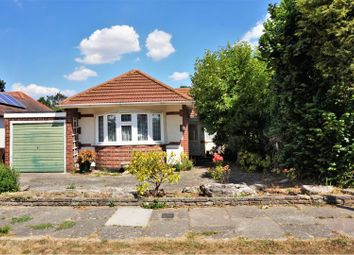 Thumbnail 2 bed bungalow for sale in Vardon Drive, Leigh-On-Sea