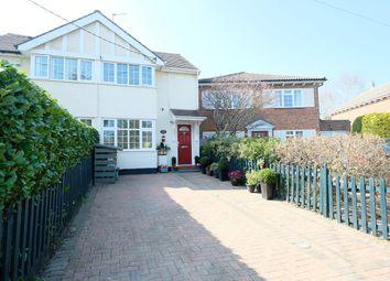 Thumbnail 2 bed semi-detached house for sale in Nursery Lane, Danbury