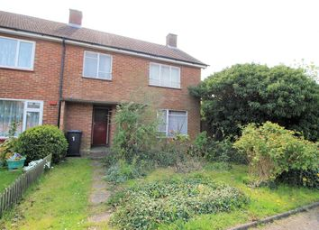 Thumbnail 3 bedroom end terrace house for sale in Barley Way, Bedford