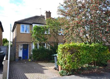 Thumbnail 3 bed semi-detached house for sale in Winchester Way, Croxley Green, Rickmansworth