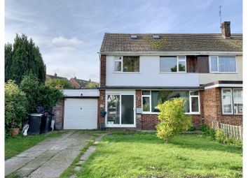 3 bed semi-detached house for sale in Copperfield Close, Gravesend DA12