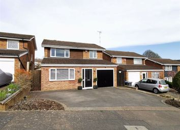 Thumbnail 3 bed detached house for sale in Cook Close, Brownsover, Rugby