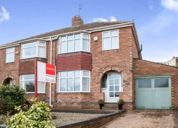 Thumbnail 3 bed semi-detached house for sale in Howe Hill Close, York, North Yorkshire, England