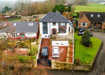 5 bed detached house for sale in Langer Lane, Chesterfield S40