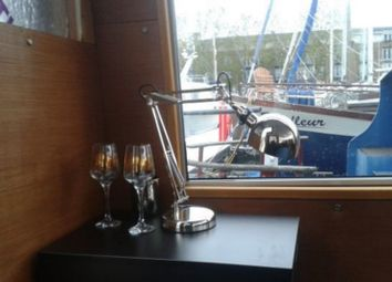 Thumbnail 1 bed houseboat for sale in Dress South Dock, Rope Street, London