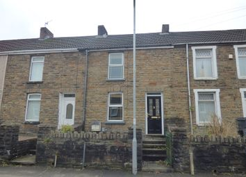Thumbnail 2 bed terraced house for sale in Henfaes Road, Tonna, Neath .
