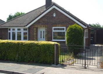 Thumbnail 2 bed bungalow to rent in Sterndale Road, Long Eaton