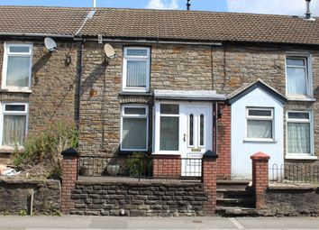 Thumbnail 3 bed terraced house to rent in Gelligaled Road, Ystrad