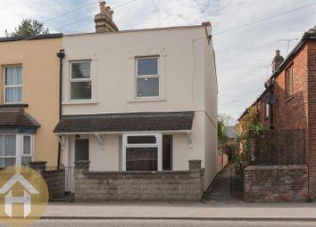 3 bed end terrace house for sale in High Street, Royal Wootton Bassett, Swindon SN4