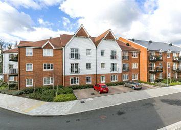Thumbnail 1 bed flat to rent in Mere Road, Dunton Green, Sevenoaks