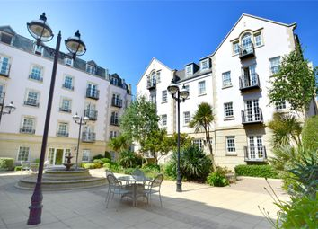 Thumbnail 1 bed flat to rent in Apartment 26 Marina Court, Glategny Esplanade, St Peter Port