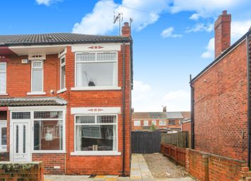 Thumbnail 2 bed terraced house for sale in Farndale Avenue, Hull