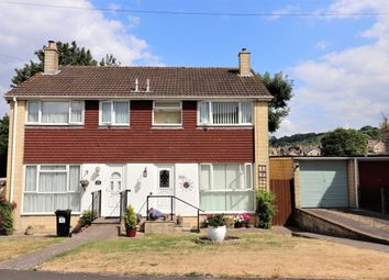 Thumbnail 3 bedroom semi-detached house for sale in Hillcrest Drive, Southdown, Bath