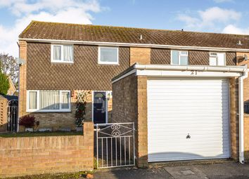 Thumbnail 3 bed end terrace house for sale in Wingham Close, Maidstone, Kent