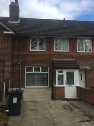 Thumbnail 2 bed terraced house to rent in Dufton Road, Quinton Birmingham