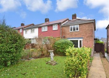 Thumbnail 3 bed end terrace house for sale in St. Williams Way, Rochester, Kent