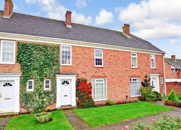 Thumbnail 4 bed terraced house for sale in Gainsborough Close, Cheriton, Folkestone, Kent