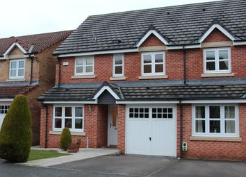 Thumbnail 3 bed semi-detached house for sale in The Brambles, New Hartley, Tyne & Wear