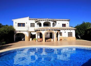 Thumbnail 3 bed villa for sale in Spain, Valencia, Alicante, Moraira