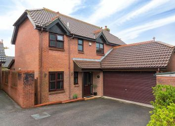 Thumbnail 4 bedroom detached house for sale in Spicer Way, Chard