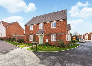 Thumbnail 4 bed detached house for sale in Tolme Way, Picket Piece, Andover
