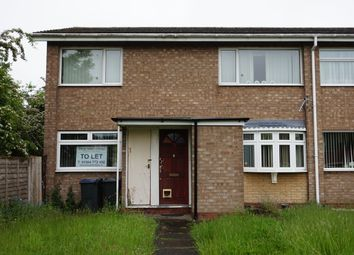 Thumbnail 2 bedroom maisonette to rent in Selby Close, Birmingham