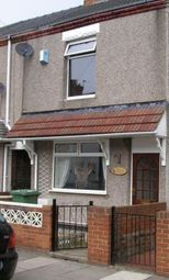 Thumbnail 3 bed terraced house to rent in Sussex Street, Cleethorpes