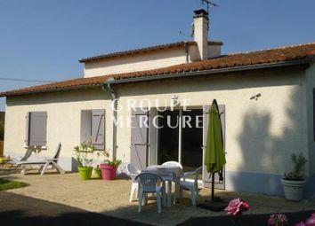 Thumbnail 3 bed country house for sale in La-Chapelle-Baton, Poitou-Charentes, 86250, France