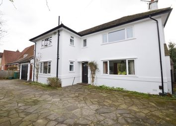 Thumbnail 3 bed detached house to rent in Shelvers Way, Tadworth