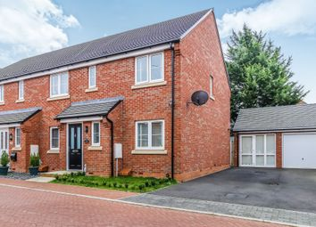 Thumbnail End terrace house for sale in Tees Avenue, Rushden
