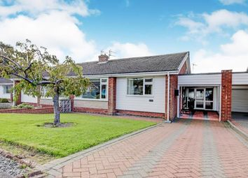 Thumbnail 3 bed bungalow for sale in Chadderton Drive, Newcastle Upon Tyne, Tyne And Wear, Tyne And Wear