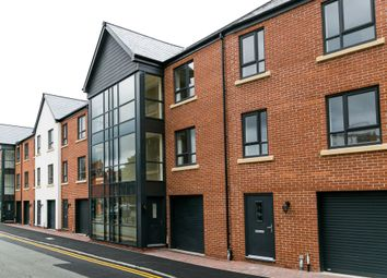 Thumbnail 3 bed town house for sale in Cestria Row, Charles Street, Chester