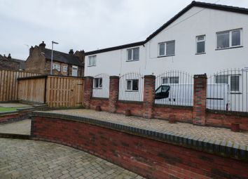 Thumbnail 1 bed flat to rent in London Road, Stoke On Trent