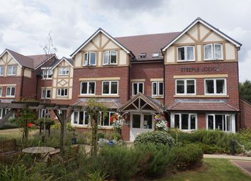 Thumbnail 1 bed flat for sale in Steeple Lodge, Church Road, Boldmere, Sutton Coldfield