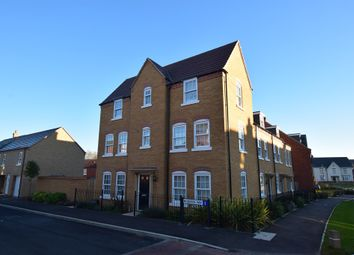 Thumbnail Town house for sale in Griffin Way, Kempston, Bedford