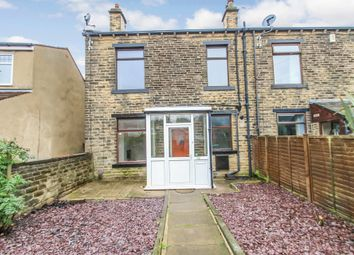 Thumbnail 1 bed terraced house to rent in Bills Inc, Brick Mill Road, Pudsey