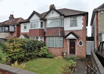 Thumbnail 3 bed semi-detached house to rent in Mavis Road, Northfield, Birmingham