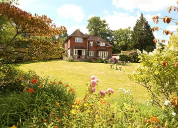 Grayswood Road, Haslemere, Surrey GU27. 4 bed detached house