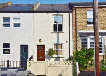 Thumbnail 2 bedroom end terrace house for sale in Albert Road, Twickenham