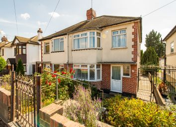 Thumbnail 3 bed semi-detached house for sale in Old Road East, Gravesend
