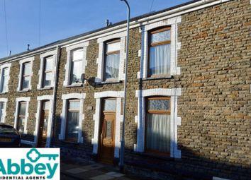 Thumbnail 3 bed terraced house for sale in Penrhiwtyn Street, Penrhiwtyn, Neath