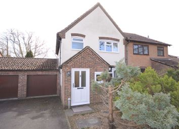 Thumbnail 3 bed semi-detached house to rent in Gander Drive, Basingstoke